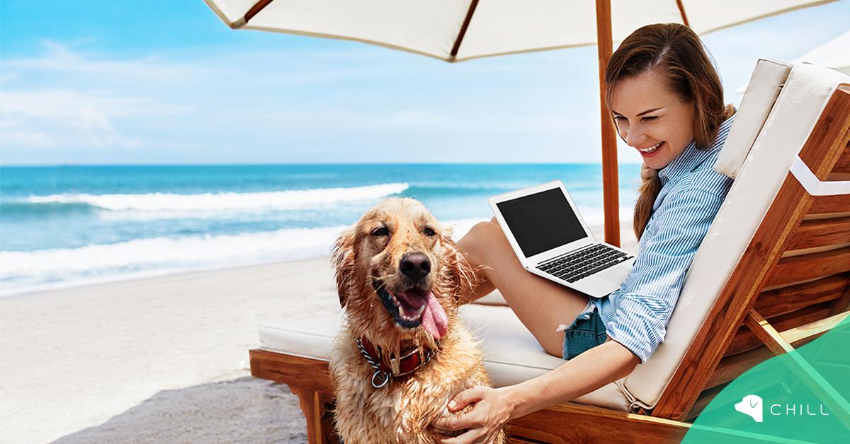 На море с куче – как да организираме отпуската си?